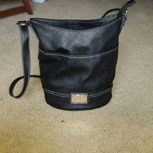 Nine West shoulder bucket bag